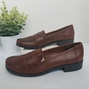 Merona Brown Loafers